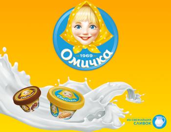 Создание промо-сайта для сыра «Омичка»